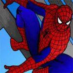 Игра Человек Паук раскраски