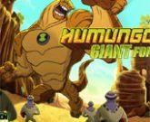 Игра Бен 10: Бой с Гумунгазавром