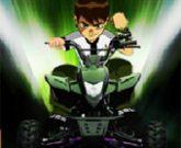 Игра Бен 10 Гонки в 3D