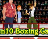 Игра Бен 10 Боксер