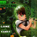 Игра Бен 10: Космический Стрелок