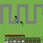 Игра Майнкрафт дом