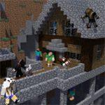 Игра Майнкрафт с Фростом