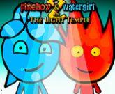 Игра На двоих огонь и вода 2