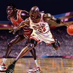Игра Баскетбол головами 2 на двоих