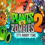 Игра Зомби против растений  на двоих 2