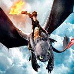 Игра Как приручить дракона 2 на двоих