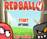 Игра Красный шарик