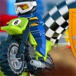 Игра Лего мотоциклы