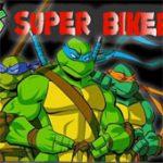 Игра Черепашки Ниндзя: Супер Байкеры