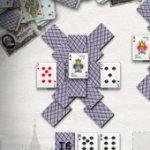 Игра  Пасьянс 4 масти
