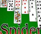 Игра Пасьянс паук