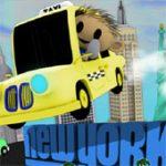 Игра Такси Нью-Йорк