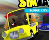 Игра Такси Bubble