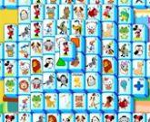 Игра Маджонг для Детей