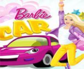 Игра Машинки Барби