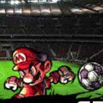 Игра Марио и Футбол