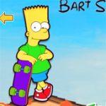 Игра Приключения Барта Симпсона