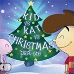 Игра Рождественский пазл Кит виси Кэт