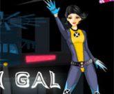 Игра Люди Икс: Супергерой-девушка