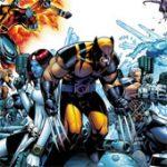 Игра Люди Икс: Тренировка Ударов