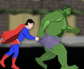 Игра Халк против Росомахи и других супергероев