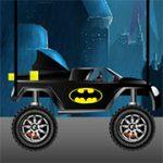 Игра Бэтмен на джипе