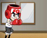 Игра Бокс тренировка