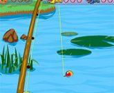 Игра Рыбалка для друзей