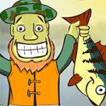 Игра Счастливый рыбак