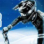 Игра Мотоциклы на льду