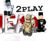 Игра Стрелялки на Двоих Лего