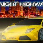 Игра Ночная гонка