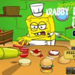 Игра Спанч Боб 4: Бургеры Крабса