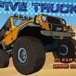 Игра Гонки на крутых грузовиках