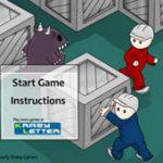Игра Бродилки на двоих: Склад Монстров