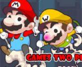 Игра Марио на двоих