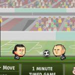 Игра Футбол головами на двоих