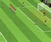 Игра Футбол на двоих: Пенальти