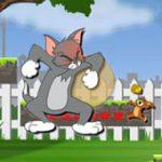 Игра Том и Джерри на двоих: Поиск ключей