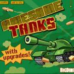 Игра Танковое сражение на двоих