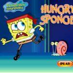 Игра Спанч Боб бродилки: Сбор бургеров