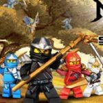 Игра Лего Ниндзя Го финальная битва