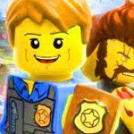 Игра Лего Сити Драки