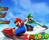Игра Водные 3D гонки с Марио