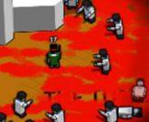 Игра Зомби блоки